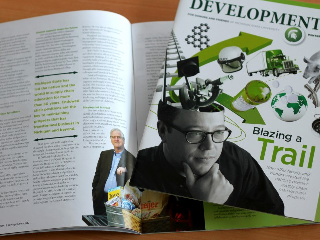 Developments mag
