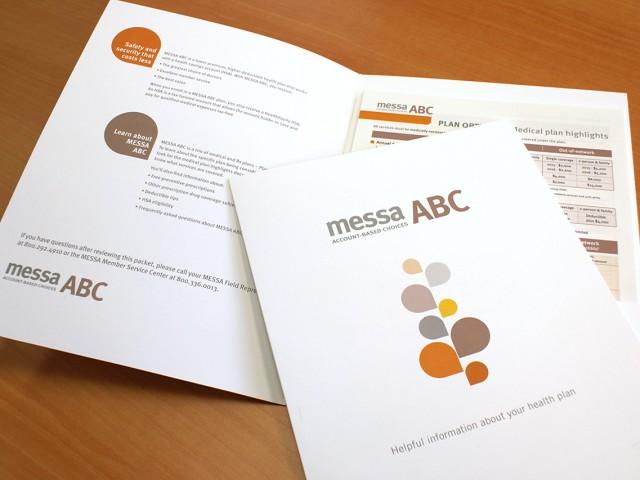 MESSA Healthy Living Brochure 2016